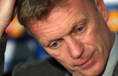 Manchester United paid David Moyes and coaches €6.4m to leave