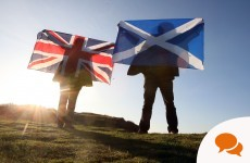 Opinion: 'I've never found it at all incongruous that I could be both British and Scottish'