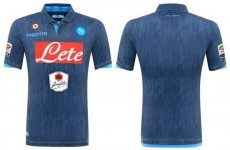 Children of the 80s rejoice, Napoli are releasing a denim away jersey