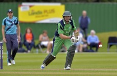 Test status within 'grasping distance', says Cricket Ireland president