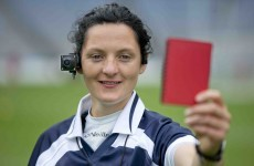 History Makers – Female refs to take charge for all the 2014 All-Ireland ladies football finals