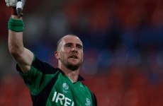 'I spent 20 years bottling up my feelings': Irish cricketer John Mooney talks openly about his battle with depression