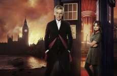 Americans are struggling with Peter Capaldi's Scottish accent in Doctor Who