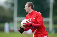 Paddy Keenan announces his retirement from intercounty football