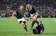 Get pumped up for All Blacks vs South Africa with this spine-tingling montage