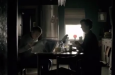 Cumberbatch and Freeman lose it in first ever Sherlock outtake