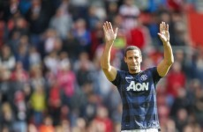 Rio: 'I never got a chance to say goodbye when I left United'