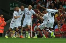 As it happened: Liverpool v Aston Villa, Premier League