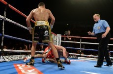 Quigg KOs Jamoye in 3 - so will he get a superfight against Frampton next?
