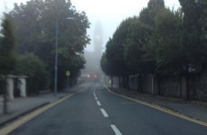 Met Eireann issues yellow alert as heavy fog hits the country
