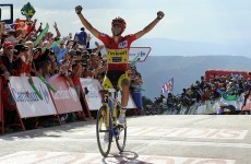 Contador makes it a Vuelta hat-trick as Dan Martin finishes seventh