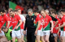 'I can't understand how they didn't stand up for the team' - James Horan on Mayo county board