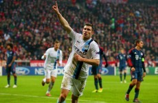 James Milner not afraid of big bad Bayern