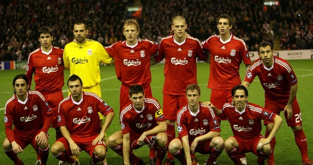 Where are they now? The starting XI the last time Liverpool played in the Champions League
