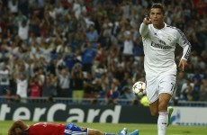 Five-star Real Madrid put league form to one side by stuffing Basel