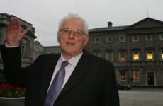 Veteran Fianna Fáil TD Seamus Kirk not running in next election