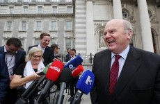 Noonan: Economy will grow even more than we thought this year - but austerity isn't over