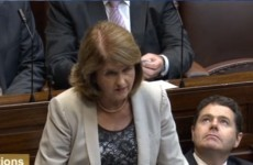 Joan Burton: 'We're the strongest growing economy in Europe at this point'