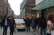 """False alarm"" caused part of Henry Street to be closed and shops evacuated"