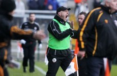 Jim McCorry is the new man at the helm in Down