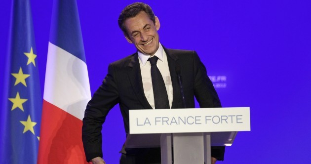 Nicolas Sarkozy just launched his political comeback - on Facebook