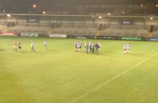 Crossmaglen won Armagh SFC game tonight against team with 3 players wearing jeans