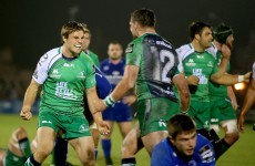 Calm belief pays dividends for Pat Lam's Connacht against Leinster