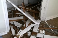 Irish students who left destroyed apartment are shamed by the news in San Francisco