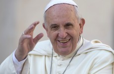 Pope Francis: Religion can never justify violence