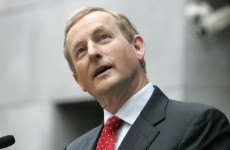 Will Enda be cutting the top rate of tax?