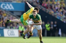Kerry and Donegal have five apiece in The Sunday Game team of the year