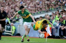 Kerry's Paul Murphy wins All-Ireland football final man of the match award
