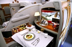 Poll: Do you care if politicians fly business class?
