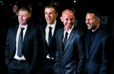 Class of '92 to sell 50% of Salford City to billionaire Peter Lim