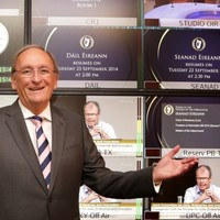 Nothing on telly? You can now flick over and watch the Oireachtas