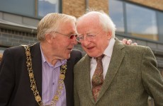 Why is President Higgins speaking out so often on the issue of homelessness?