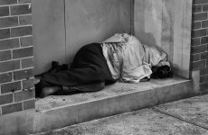 What causes people to become homeless in Ireland?