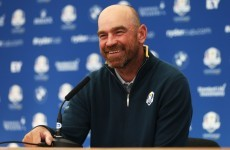 Bjorn: European team among the best I have seen... thanks to Paul McGinley