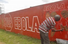 A worker from Irish aid agency Concern has died from a suspected case of Ebola in Liberia
