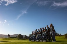 Turn Gleneagles into a fortress! Fergie rallies Europe with a Ryder Cup team talk