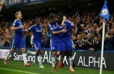 Oscar strike proves the difference for Chelsea against Trotters