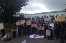 Direct provision protest in Cork ends after ten days