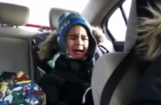 This four-year-old boy just had his first heartbreak, and his reaction is adorable