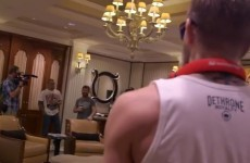 'I've never disliked someone that much' -  McGregor and Poirier have intense staredown