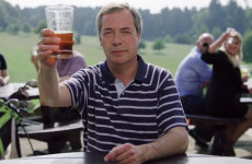 Nigel Farage is Europe's unlikely Ryder Cup cheerleader