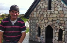 Meet the Connemara man building a miniature village in his garden