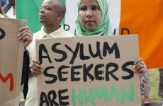 Asylum applications rose by 26% in the first six months of this year