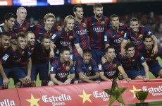 Messi's pizza & Pique's Nutella sandwich - Barcelona's post-game meals revealed