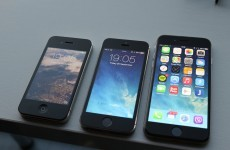 First impressions: Here's what the new iPhone 6 is like