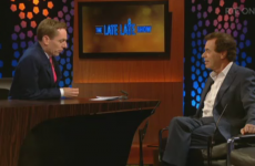 The 7 most desperate expressions of boredom during Alan Shatter on the Late Late Show